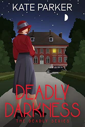 vAs Britain prepares for an imminent invasion, the murder of a celebrated Arctic explorer leads to the discovery of… Deadly Darkness: A World War II Mystery (Deadly Series Book 6) by Kate Parker.