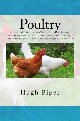 Poultry: A Practical Guide to the Choice, Breeding, Rearing, and Management of all Descriptions of Fowls, Turkeys, Guinea-fowls, Ducks, and Geese, for Profit and Exhibition