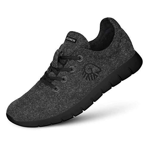 GIESSWEIN Merino Runners Women - Atmungsaktive Sneaker aus Merino Wool 3D...