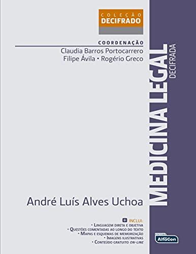 Medicina legal decifrada: Coleção Decifrada