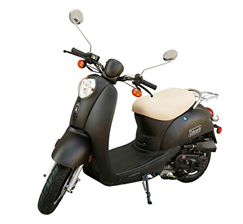 Coleman Powersports 49CC Scooter - Street Legal Moped (JL50QT)