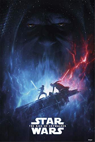 Erik - Póster Star Wars Episodio IX, 61x91,5 cm