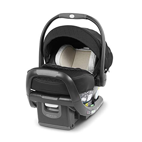 GRACO SnugFit 35 Elite Infant Car Seat Baby Car Seat with Anti Rebound Bar, Pierce