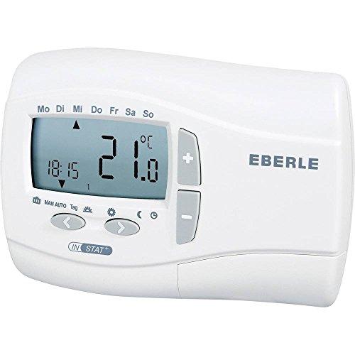 Eberle Uhrenthermostat INSTAT+ 2R, Ausgang: Relais 1 Wechsler (potentialfrei)