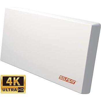 Selfsat VU Plus ip38/Antena Sat/élite