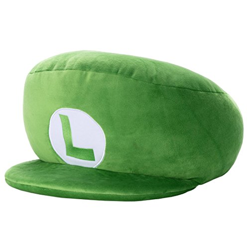 マリオカート Mocchi-Mocchi-Game Style ルイージの帽子