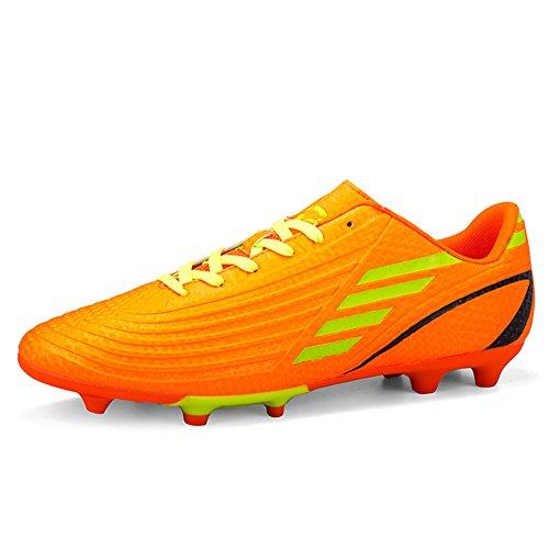 Botas de fútbol para Hombres, Calzado de Entrenamiento Antideslizante y Resistente al Desgaste