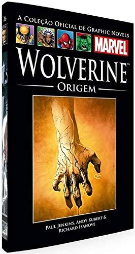 Wolverine: Origem (Coleção Oficial de Graphic Novels Marvel, n°26)