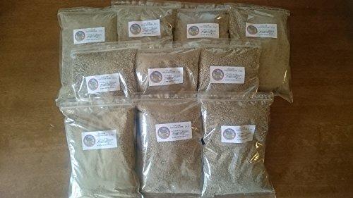 ウズラの砂あびの砂 20kg(2kgX10袋)