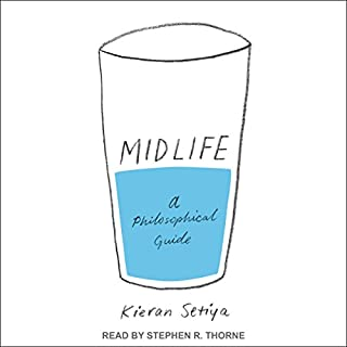 Midlife audiobook cover art