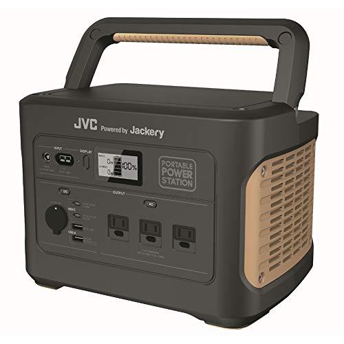 JVCケンウッド ポータブル電源 BN-RB10-C 超大容量 278400mAh/ 1002Wh アウトドア キャンプ 防災 車中泊 ソーラー充電 キャンプから防災まで幅広く活躍 キャンプ アウトドア 防災グッズ 災害 停電時に 非常用電源 24ヶ月保証