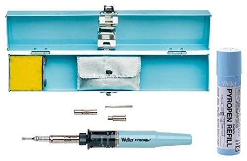 Weller T0051606099 Gaslötkolben Pyropen Butangas betriebener Mini-Lötkolben (51606099)
