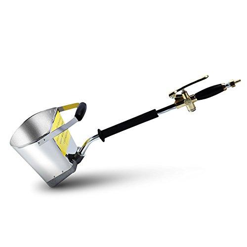 Oakome Pistola a Spruzzo Aerografo modellismo Sprayer professionale Pistola Verniciatura Verniciatore a spruzzo per Decorazione di Parete DIY per Legno/Laser/Pittura a parete
