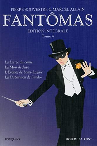 Fantômas - Tome 4 (04)