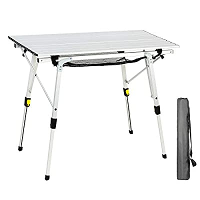 PORTAL Outdoor Folding Portable Picnic Camping Table