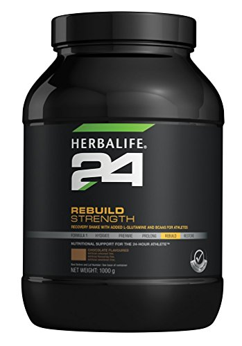 Herbalife Rebuild Strength Protein Drink - Chocolate flavour - 1000g - Cristiano Ronaldo