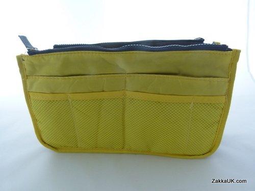 Bag multi-fan in borsa della borsa sacchetto dell'organizzatore del Canguro Giallo