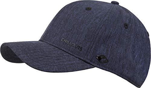 CHILLOUTS Cap Christchurch Hat hochwertige Hüte Mützen und Caps für Herren Damen und Kinder in 4 Farben, Farbe:Navy/Black (CHR 01)