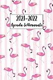 Agenda Settimanale 2021-2022: Fenicottero Agenda 2021-2022 | Calendario, Diario, Formato A5 (6x9) - regali di Fenicottero