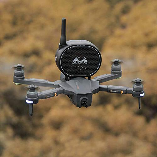 AVANI EXCHANGE SMRC Walkie Talkie H1 Sky Altoparlante Megafono Altoparlanti Universali per X8 Phantom Mavic 2 Brushless RC Drone Quadcopter