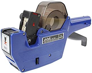 Packing Supplies High Performance Handheld 8 Digits Price Labeller, Blue Label Tape