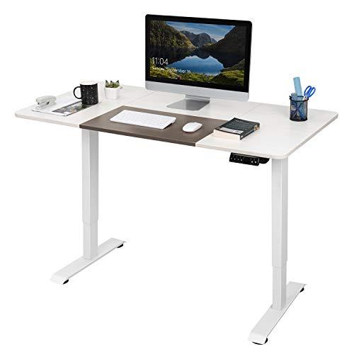 Homall Höhenverstellbarer Schreibtisch Elektrisch 140...