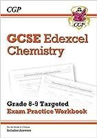 GCSE Chemistry Edexcel Grade 8-9 Targeted Exam Practice Workbook (includes Answers)