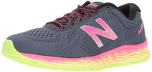 New Balance Zapatillas de Correr Fresh Foam Arishi para Mujer, Color Gris, Talla 38.5 EU Weit