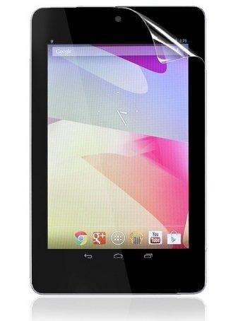 和湘堂 Google Nexus7(2012)専用 液晶保護フィルム 光沢タイプ クリアーシール「507-0001-01」 …