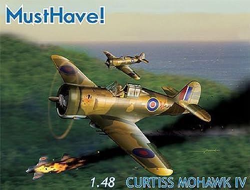 1 48 Curtiss Mofoku IV single-seat fighter FM48001 (japan import)