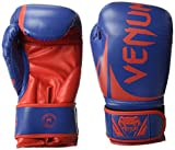 Venum Challenger 2.0 Boxing Gloves - Blue/Red/White - 8-Ounce