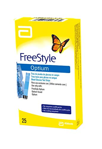 lancetas precio fabricante Freestyle Optium