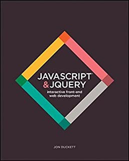 JavaScript and JQuery Interactive Front-End Web Development