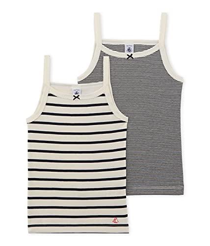 Petit Bateau A01GE T-Shirt, Variante 1, 14 Ans Fille