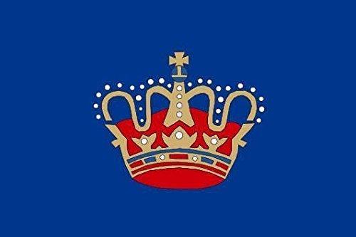 U24 Fahne Flagge Fehmarn Bootsflagge Premiumqualität 20 x 30 cm