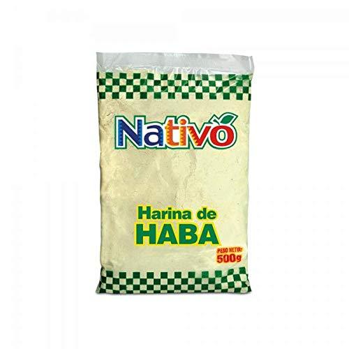 Nativo Harina de Haba - Paquete de 24 unidades