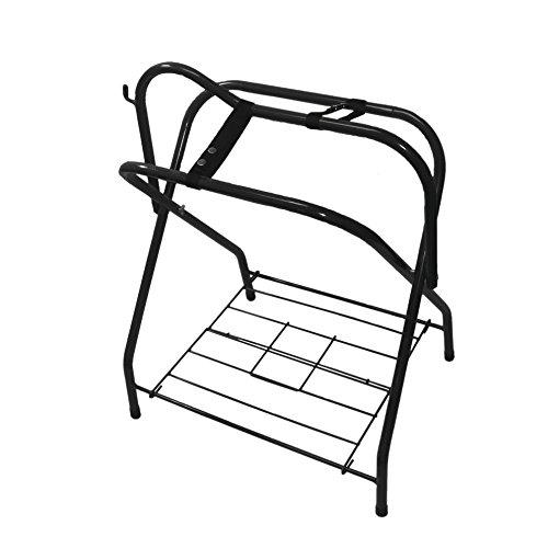 Seny Foldable Saddle Rack W26 x D19 x H33