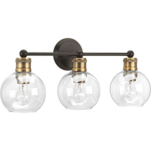 Progress Lighting P300051-020 Hansford Bath & Vanity, Bronze