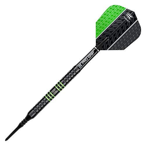 Target Darts Vapor 8 Black Softdarts, Grün - 5