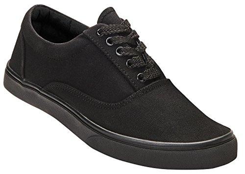 Brandit Sneaker Bayside - schwarz - 36