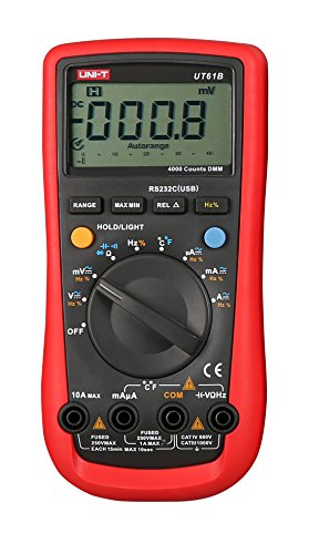 Digital-Multimeter UNI-T UT61B Multimeter UNI-T UT61B