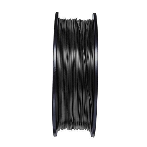 Aifande 3Dプリンター用フィラメント(プリント材料) カーボンファイバー ほとんどの3Dプリンターと互換性がある 造形材料 1.75mm 1KG(2.2lb)ブラック 良質な原材料 高精度 より高い3Dプリントのニーズを満たすために欠かせないアイテム