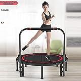 Home Gym Trampolin, Indoor-Sprungbett FüR Kinder, Stretch-Bett Zur Gewichtsreduzierung FüR...