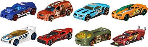 Hot Wheels Surtido Vehículos Star Wars, Coche de Juguete (Mattel FKD57)