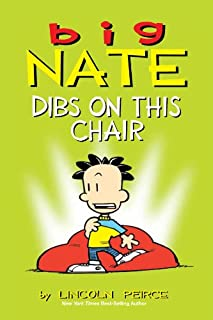 Big Nate: Dibs on This Chair (English Edition)