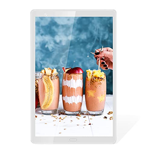 Tablet 8 Pollici, 4G+Wifi, 8-Core 64 GB di ROM+4 GB RAM,Fotocamera 8MP+5MP, Dual SIM/SD, Type-C Tablet in Offerta Newmetab (Silver)