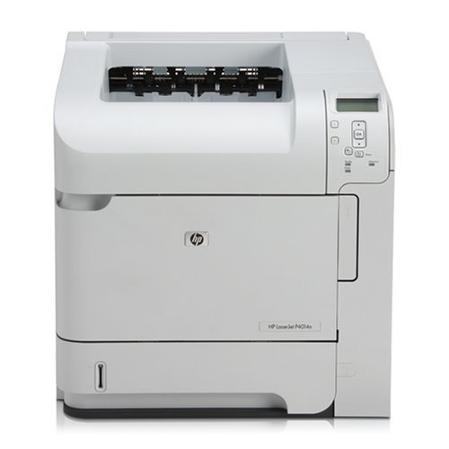 HP Laserjet P4014N Laser Network Printer (CB507A) (Renewed)