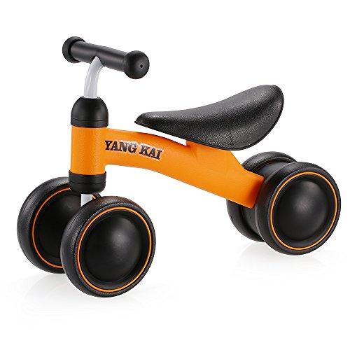 Baby Balance Bicicleta Aprender a Caminar sin Pedal de Montar a Caballo de Juguete