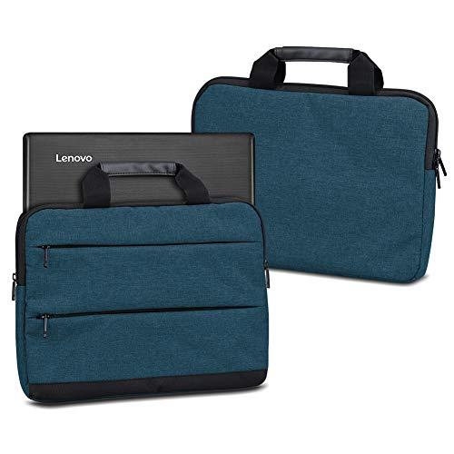 UC-Express Laptop Tasche kompatibel für Lenovo ThinkPad X390 Yoga Sleeve Tasche Laptophülle Notebook Schutzhülle Schutzcase 13,3 Zoll Bildschirm Laptoptasche mit Griff, Farbe:Blau