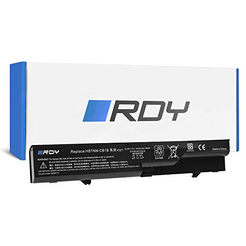 RDY Batería PH06 PH09 para HP Compaq 620 625 | HP ProBook 4320s 4420s 4520s 4525s